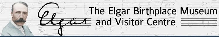 Elgar Birthplace Museum logo