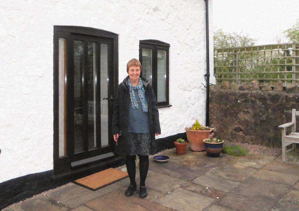 Rosemary, Rhydd Barn owner